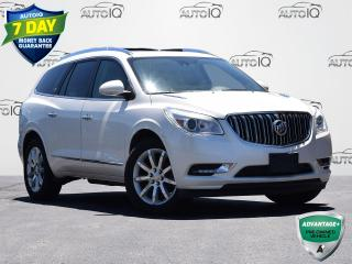 Used 2015 Buick Enclave Premium AWD   3.6L V6   A/C   POWER WINDOWS   POWER SUNROOF for sale in Waterloo, ON