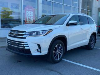 Used 2017 Toyota Highlander XLE-ONE OWNER BOUGHT AND SERVICED HERE! for sale in Cobourg, ON