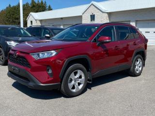 Used 2019 Toyota RAV4 XLE AWD-HTD STEERING+POWER SEAT! for sale in Cobourg, ON