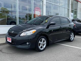 Used 2013 Toyota Matrix TOURING-SUNROOF! for sale in Cobourg, ON