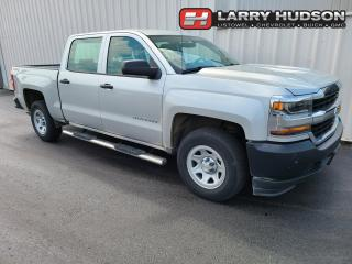 Used 2018 Chevrolet Silverado 1500 WT Crew | 4WD | One Owner for sale in Listowel, ON