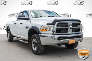 Used 2011 Dodge Ram 3500 SLT AS TRADED SPECIAL | YOU CERTIFY, YOU SAVE for sale in Innisfil, ON