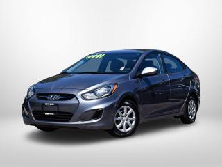 Used 2014 Hyundai Accent for sale in Surrey, BC