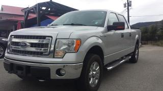 Used 2013 Ford F-150 XLT SUPERCREW 6.5-FT for sale in West Kelowna, BC