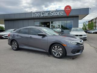 Used 2017 Honda Civic Sedan EX w/Sensing, Sunroof Rear/Side Cam, NO ACCIDENTS! for sale in Winnipeg, MB