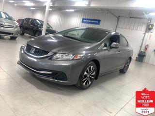 Used 2013 Honda Civic EX for sale in Saint-Eustache, QC