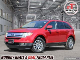 Used 2010 Ford Edge Limited for sale in Mississauga, ON