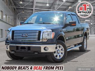 Used 2012 Ford F-150 XLT Nice Tires!!! for sale in Mississauga, ON