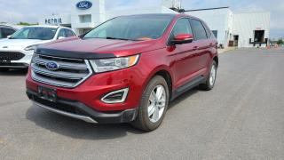 Used 2016 Ford Edge 4DR Sel AWD for sale in Kingston, ON