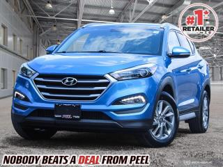 Used 2017 Hyundai Tucson Premium* ALL NEW BRAKES*4 NEW TIRES*MINT for sale in Mississauga, ON