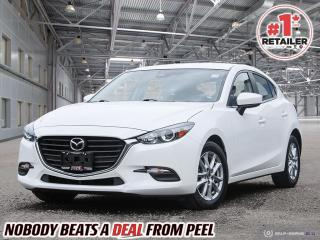 Used 2017 Mazda MAZDA3 GS Sport Hatchback*ALL NEW BRAKES*Very Clean for sale in Mississauga, ON