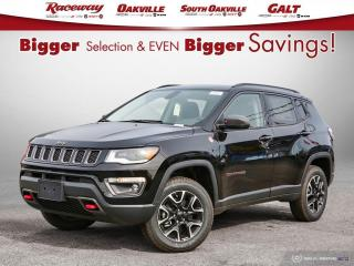 New 2021 Jeep Compass Trailhawk Elite 4x4 for sale in Etobicoke, ON