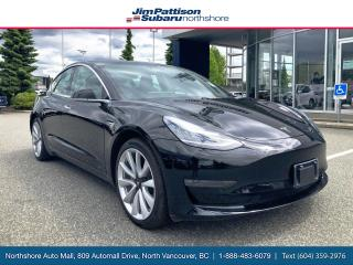 Used 2019 Tesla Model 3 SR w/ Upgraded Wheels for sale in North Vancouver, BC