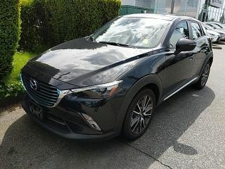 Used 2017 Mazda CX-3 GT for sale in North Vancouver, BC