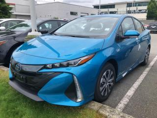 New 2021 Toyota Prius PRIME for sale in North Vancouver, BC