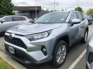 New 2021 Toyota RAV4 XLE AWD for sale in North Vancouver, BC