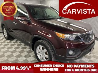Used 2012 Kia Sorento LX AWD - NO ACCIDENTS/LOCAL TRADE-IN - for sale in Winnipeg, MB