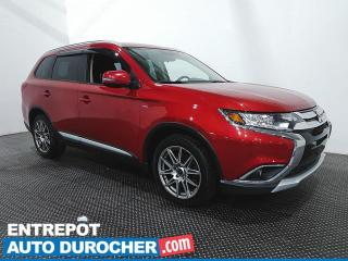 Used 2017 Mitsubishi Outlander SE - AWD - 7 Passagers - Bluetooth - Climatiseur for sale in Laval, QC