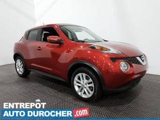 Used 2016 Nissan Juke SV - Bluetooth - Caméra de Recul - Climatiseur for sale in Laval, QC