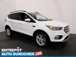 Used 2018 Ford Escape SE - Bluetooth - Caméra de Recul - Climatiseur for sale in Laval, QC