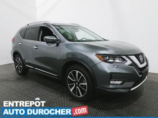 Used 2018 Nissan Rogue SL-AWD Navigation-Bluetooth-Climatiseur -Cuir for sale in Laval, QC