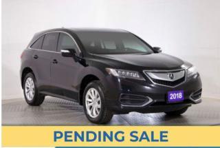 Used 2018 Acura RDX AWD, Tech Pkg, Navi, Sunroof, ELS Sound,New Brakes for sale in Brampton, ON