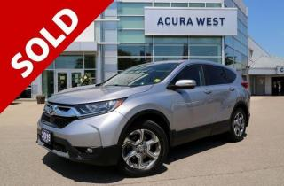 Used 2019 Honda CR-V EX Ex with 2 sets of Wheels for sale in London, ON