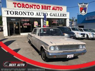 Used 1963 Ford Fairlane 500|4 DOOR SEDAN| for sale in Toronto, ON