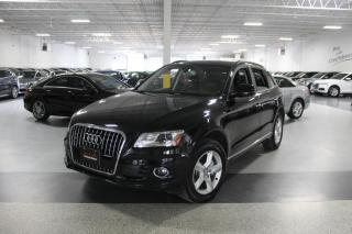 Used 2017 Audi Q5 QUATTRO I LEATHER I PANOROOF I PUSH START I HEATED SEAT I BT for sale in Mississauga, ON