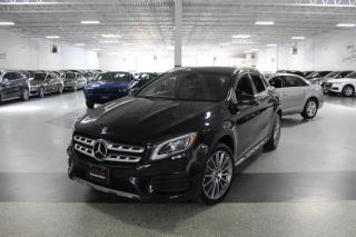 Used 2018 Mercedes-Benz GLA GLA250 4MATIC I AMG I 360 CAM I PANOROOF I BLIND SPOT I BT for sale in Mississauga, ON