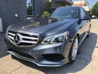 Used 2014 Mercedes-Benz E-Class Sdn E350 4MATIC for sale in Nobleton, ON