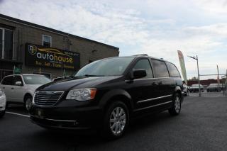 Used 2013 Chrysler Town & Country TOURING/STOW'N'GO/ENTERTAINMENT SYSTEM/SUNROOF/BACKUP CAMERA for sale in Newmarket, ON