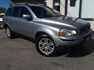 Used 2012 Volvo XC90 3.2 AWD PREMIER PLUS - LEATHER! BSM! 7 PASS! SUNROOF! for sale in Kitchener, ON