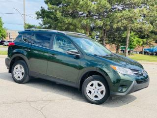 Used 2013 Toyota RAV4 FWD 4DR for sale in Brampton, ON
