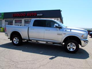 Used 2016 RAM 2500 Laramie Crew Cab POWER WAGON 6.4L 4WD Certified for sale in Milton, ON