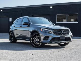 Used 2017 Mercedes-Benz GL-Class GLC43  AMG  362HP NAV  PANOROOF  360CAM  LOADED for sale in North York, ON