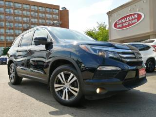 Used 2016 Honda Pilot CLEAN CARFAX | NAVI | CAM | ROOF| 8 PASS | 4 NEW SNOW TIRES* for sale in Scarborough, ON