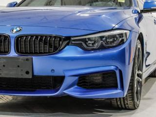 Used 2018 BMW 4 Series 440i xDrive Gran Coupe M Perforamce Pkg, Apple Carplay*RARE* for sale in Vaughan, ON