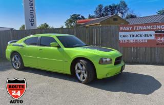 Used 2007 Dodge Charger RT DAYTONA WOW. #40 of only 150 in Canada. for sale in Brantford, ON