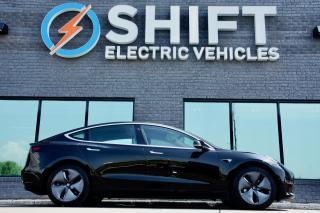 Used 2019 Tesla Model 3 STANDARD RANGE PLUS AUTOPILOT, AERO WHEELS for sale in Oakville, ON