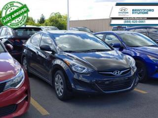 Used 2014 Hyundai Elantra GL  - $67 B/W for sale in Brantford, ON