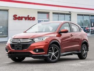 New 2021 Honda HR-V Sport for sale in Brandon, MB