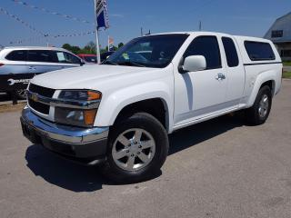 Used 2012 Chevrolet Colorado 2LT EXT. CAB 2WD for sale in Dunnville, ON
