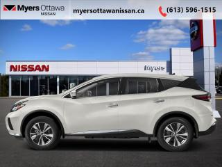 Used 2019 Nissan Murano S  - Heated Seats for sale in Ottawa, ON