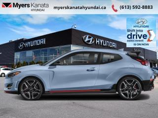 New 2021 Hyundai Veloster N DCT  - $264 B/W for sale in Kanata, ON