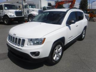 Used 2013 Jeep Compass Sport North Edition 4WD for sale in Burnaby, BC