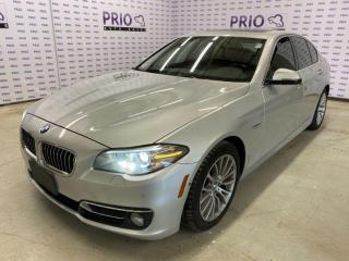 Used 2014 BMW 5 Series 4dr Sdn 528i xDrive AWD for sale in Ottawa, ON