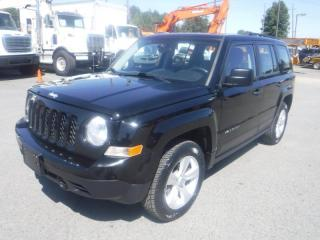 Used 2017 Jeep Patriot Sport 4WD for sale in Burnaby, BC