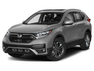 New 2021 Honda CR-V EX-L for sale in Courtenay, BC