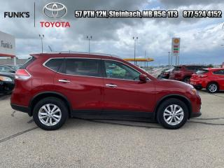 Used 2016 Nissan Rogue SV  - Low Mileage for sale in Steinbach, MB